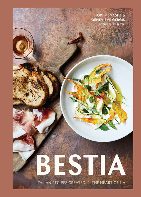 Bestia Cookbook