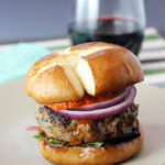 Duck Meatloaf Burger lede