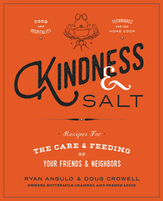 Kindness and Salt Cookbook