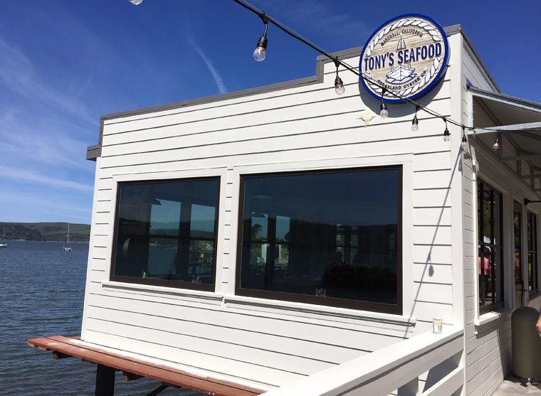 The old-school seafood shack has new owners.