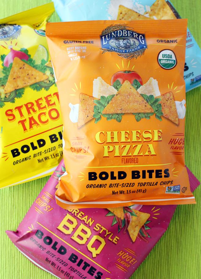 The Bod Bites come in half a dozen flavors.