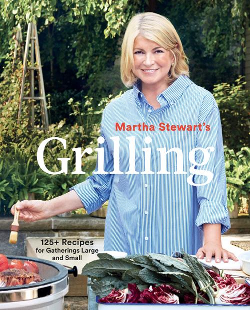 Martha Stewart Grilling