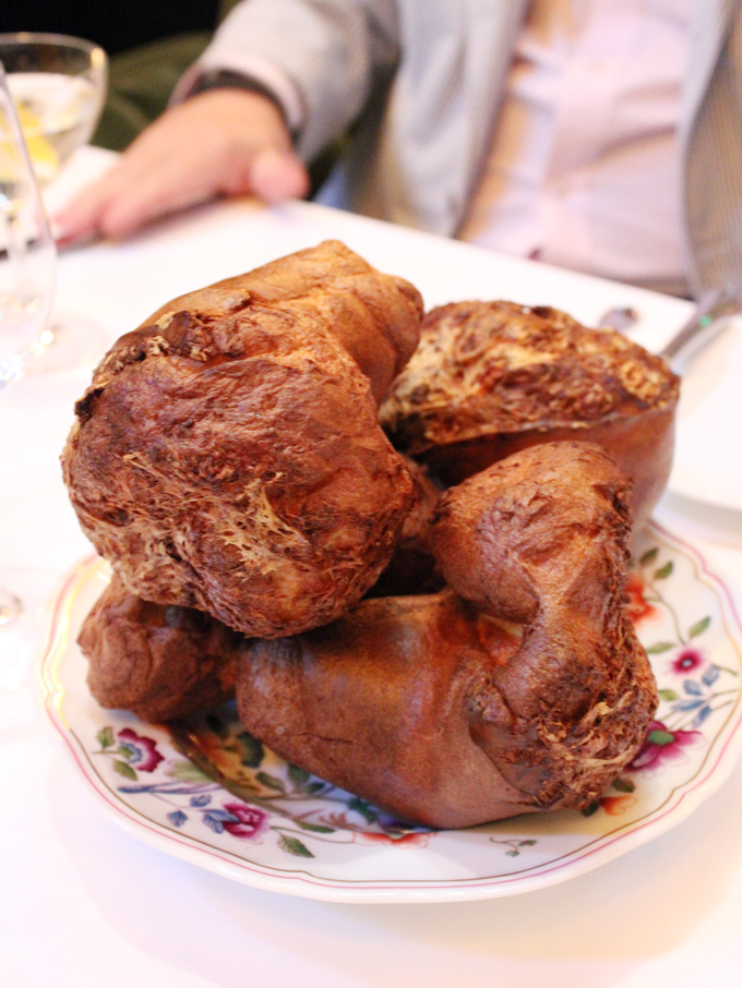 Popovers for every guest.