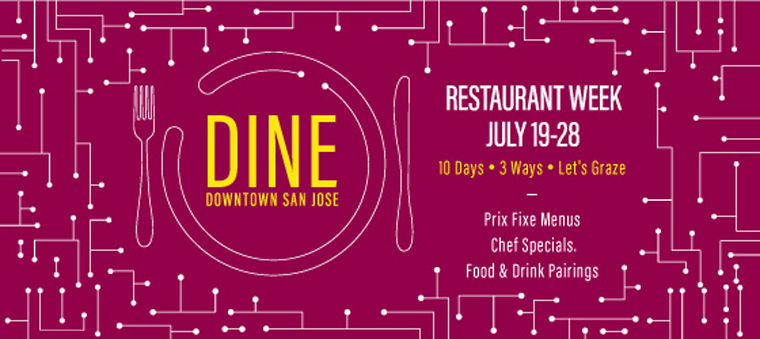 San Jose Dine Downtown