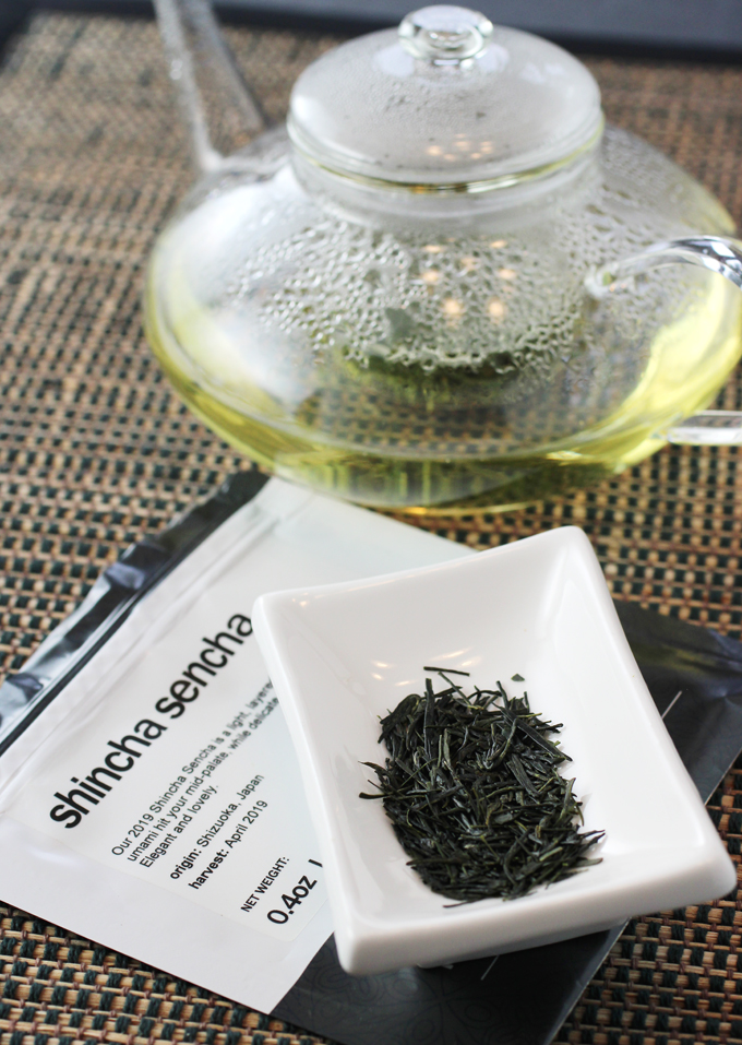 A fine green tea to savor.