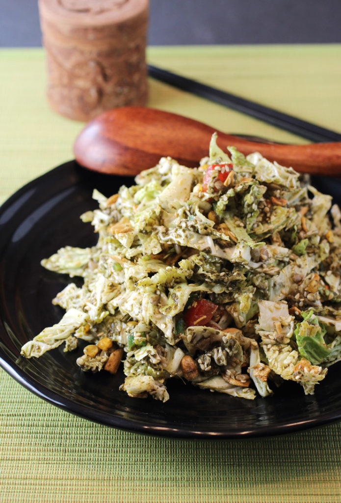 Make Burma Superstar's famous tea leaf salad -- in the comfort of your own home.