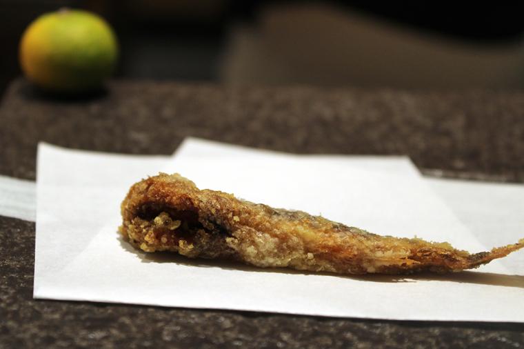 Fried Mehikari.