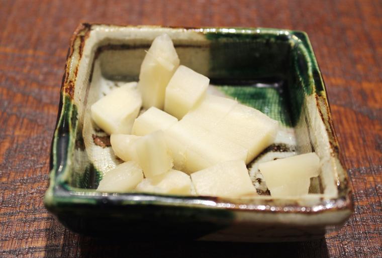 Nagai's pickled ginger.