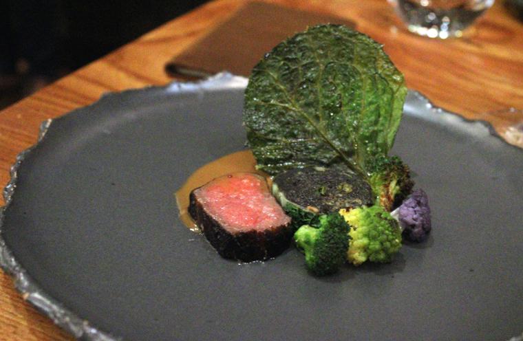 Glorious Miyazaki beef.