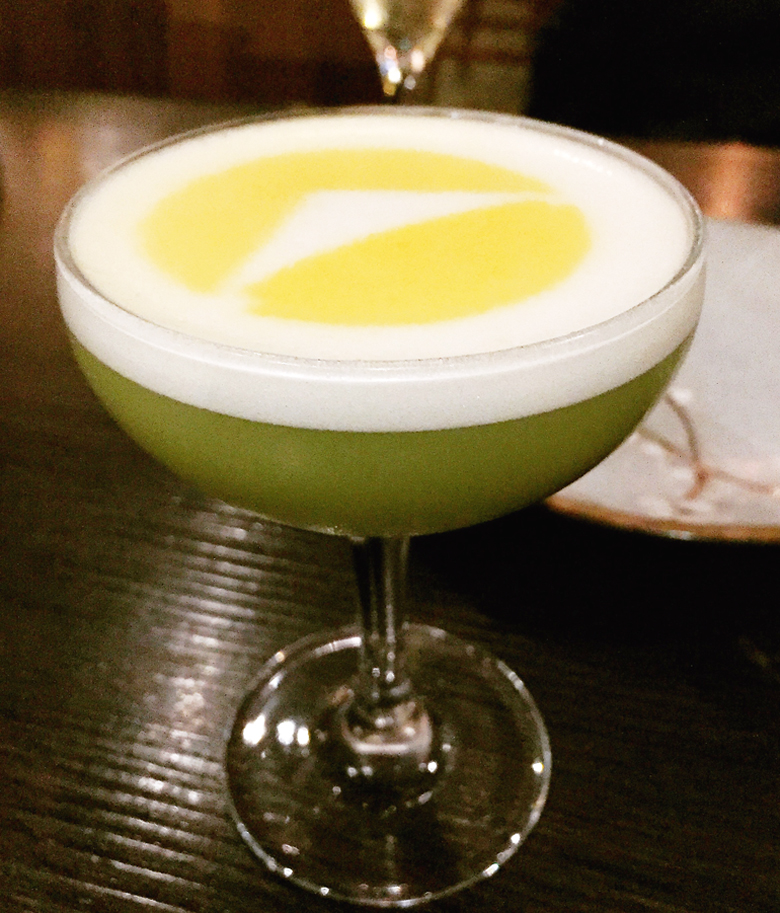 The striking Non La cocktail at North.