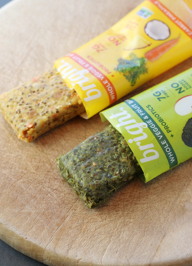 Not your typical energy bar. Bright Bars taste like real food.