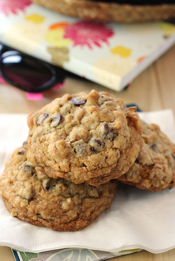The one and only honest-to-goodness DoubleTree Hotel chocolate chip cookie recipe.