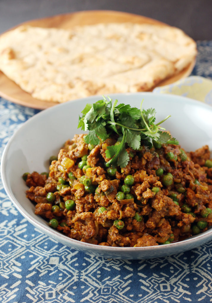 A comforting home-style Indian dish -- in mere minutes.