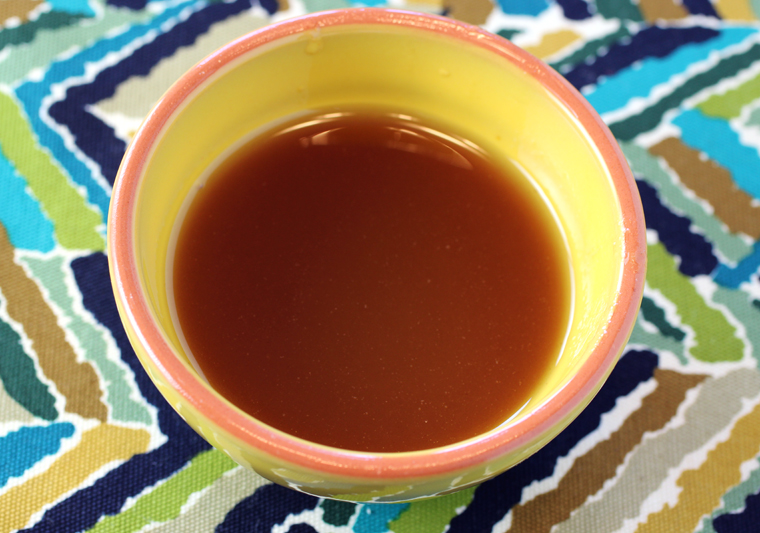 I like to add just a little more miso to this dressing than originally called for.