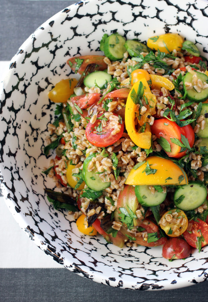 This is bound to be your new favorite summer salad.