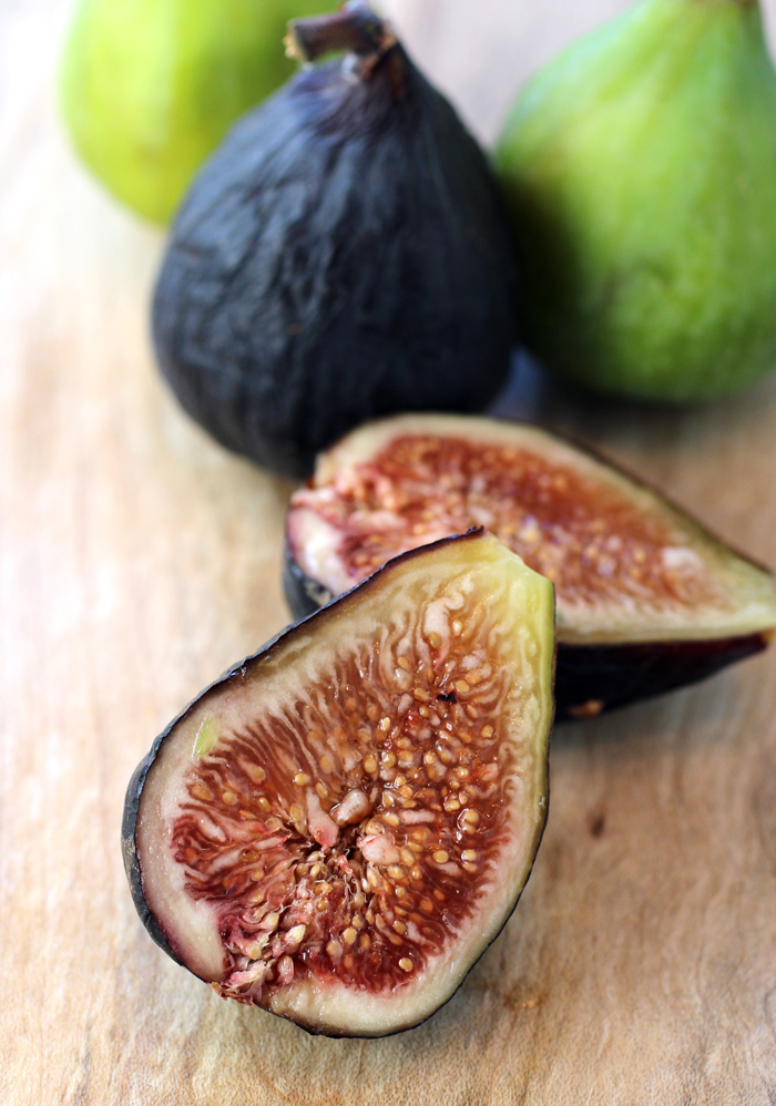 Fresh figs are one of the great delights of summer.
