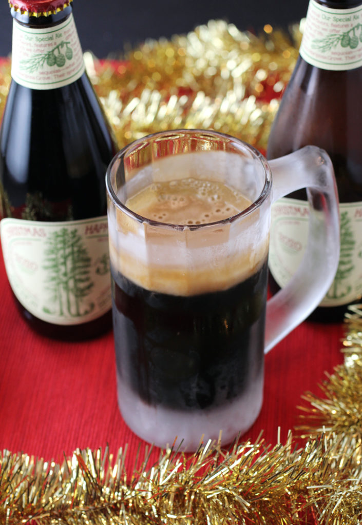 This year's Anchor Brewing Company Christmas Ale has the most alcohol by volume of any other.
