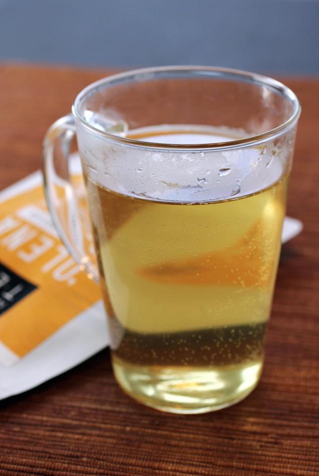 Olena tea blend from Tea Chest Hawaii.