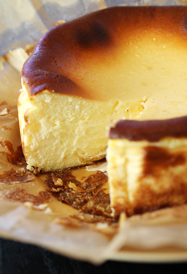 So creamy, with a texture that gets softer the close you get to the center.