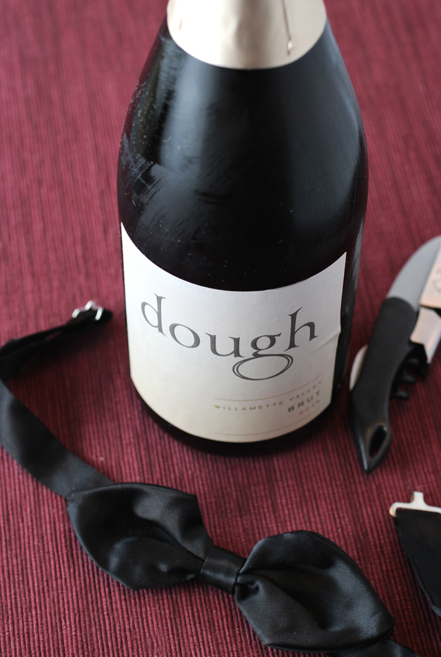 Dough Sparkling Brut for a noble cause.