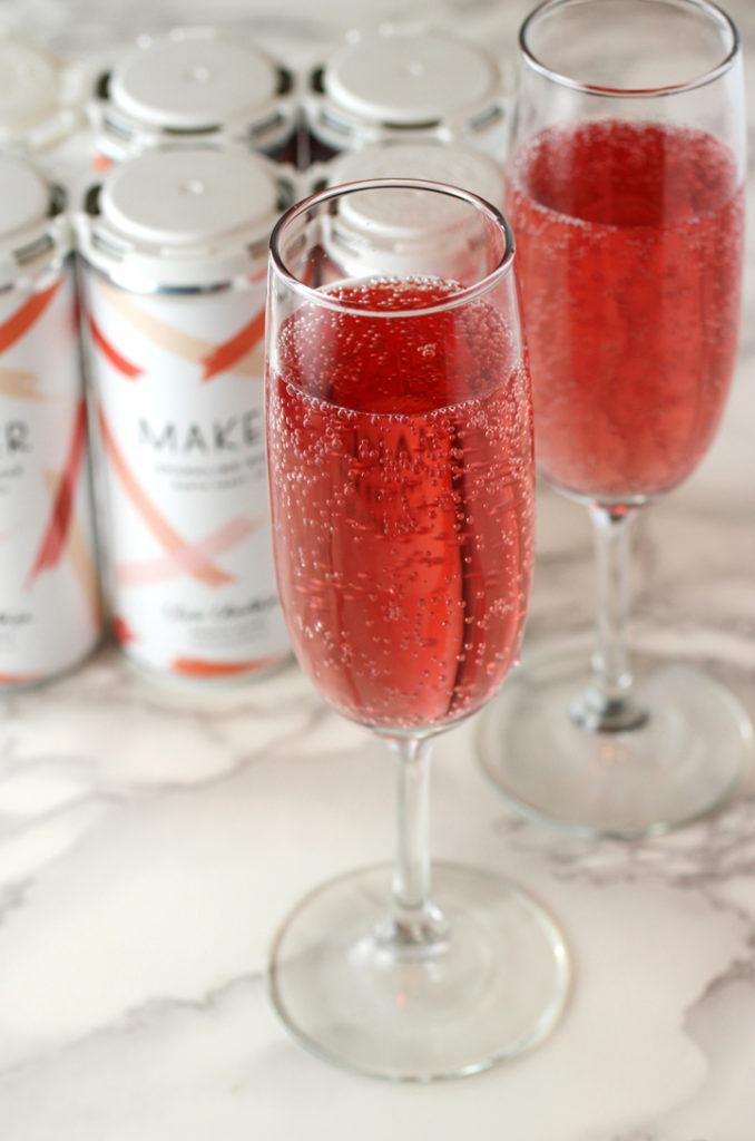 Maker's new sparkling rosé release from winemaker Chris Christensen.