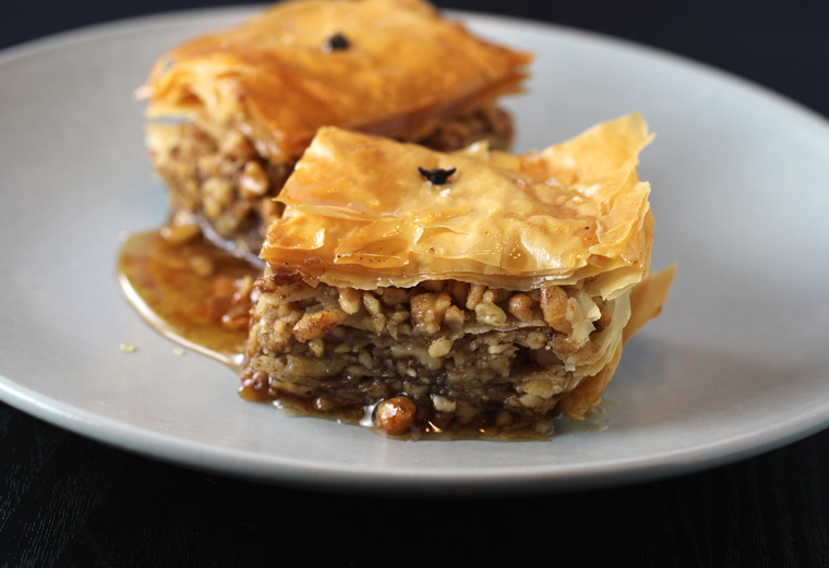 Baklava that puts so many others to shame.