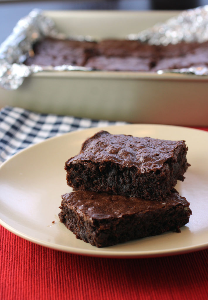 These incredible brownies have an ingredient that's hard to believe.