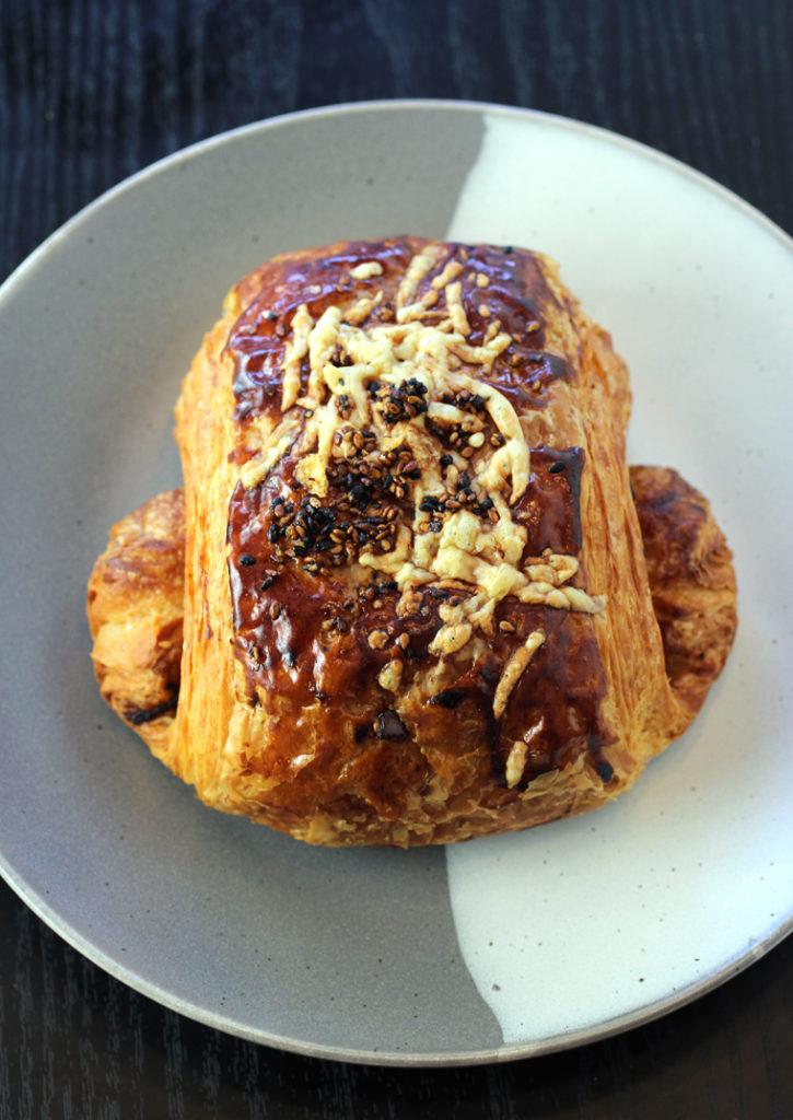 Bake Sum's inventive Croissubi.