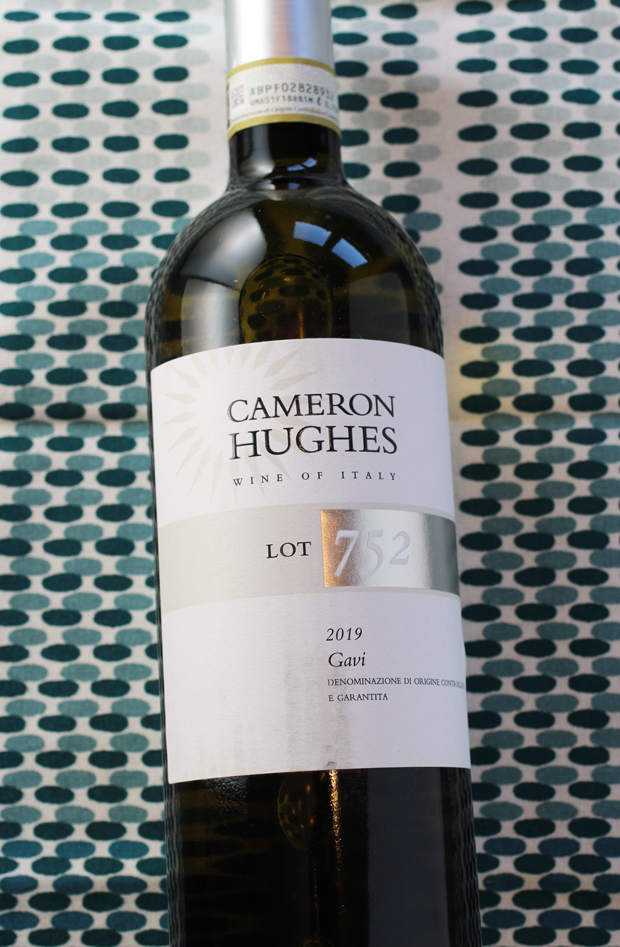 A perfect wine for the foods of spring.