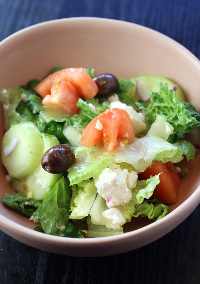 The Athena salad.