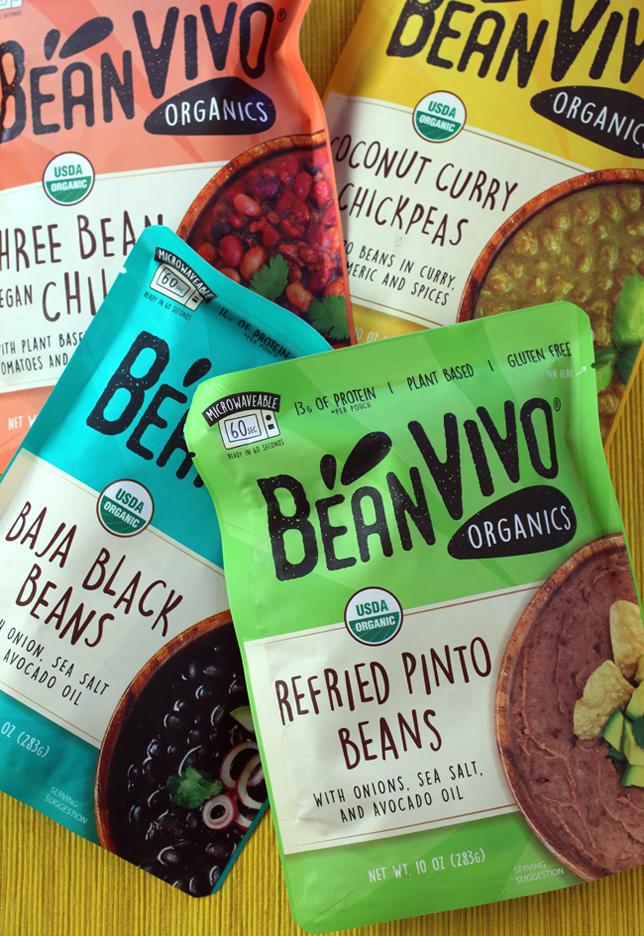 BeanVivo's four varieties.