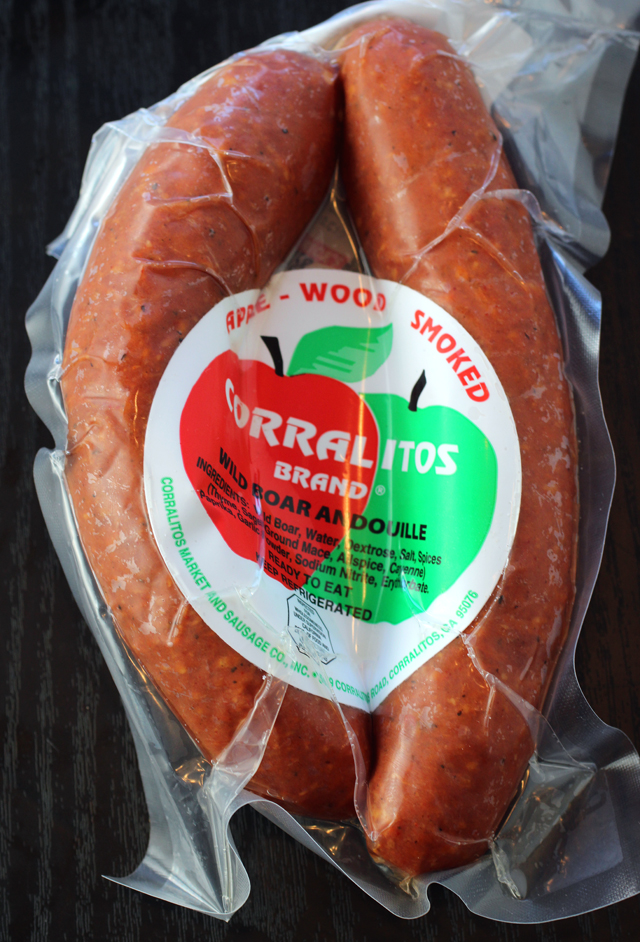 You'll want to get a few different sausages to store in your freezer for summer grilling to come.