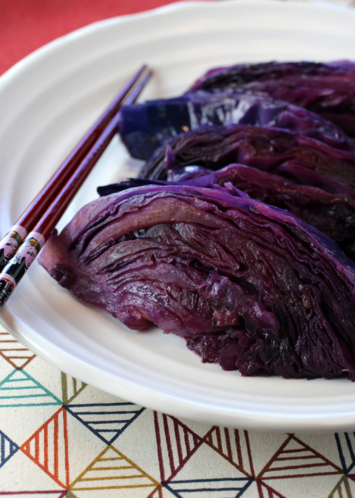 Chef Eric Ripert turns everyday cabbage into something special.