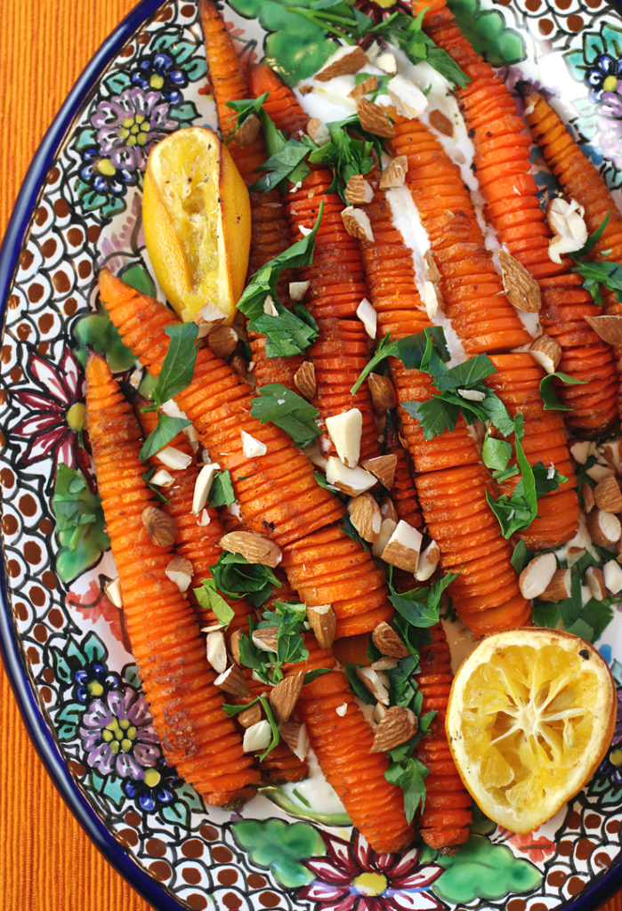 Carrots that make you sit up and take notice.