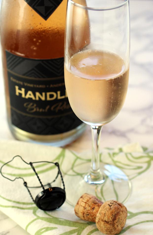 Handley Cellars 2016 Brut  Rosé.