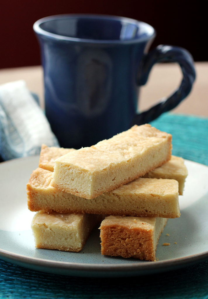 """The Brits say """"biscuits.'' We say """"shortbread cookies.''"""